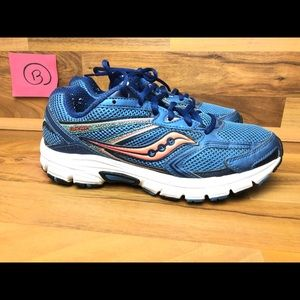 Saucony cohesion 9 Womens Size 7.5 Running Shoes